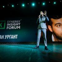 Иван Ургант выступил в качестве спикера на бизнес-форуме и поделился знаниями и опытом в управлении людьми и построении карьеры