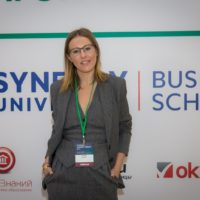 Synergy Insight Forum посетила Ксения Собчак